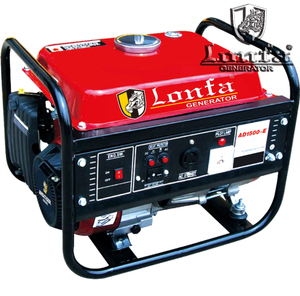 FOUR STROKE HOME USE PETROL GENERATOR 900W (LF1500-B)