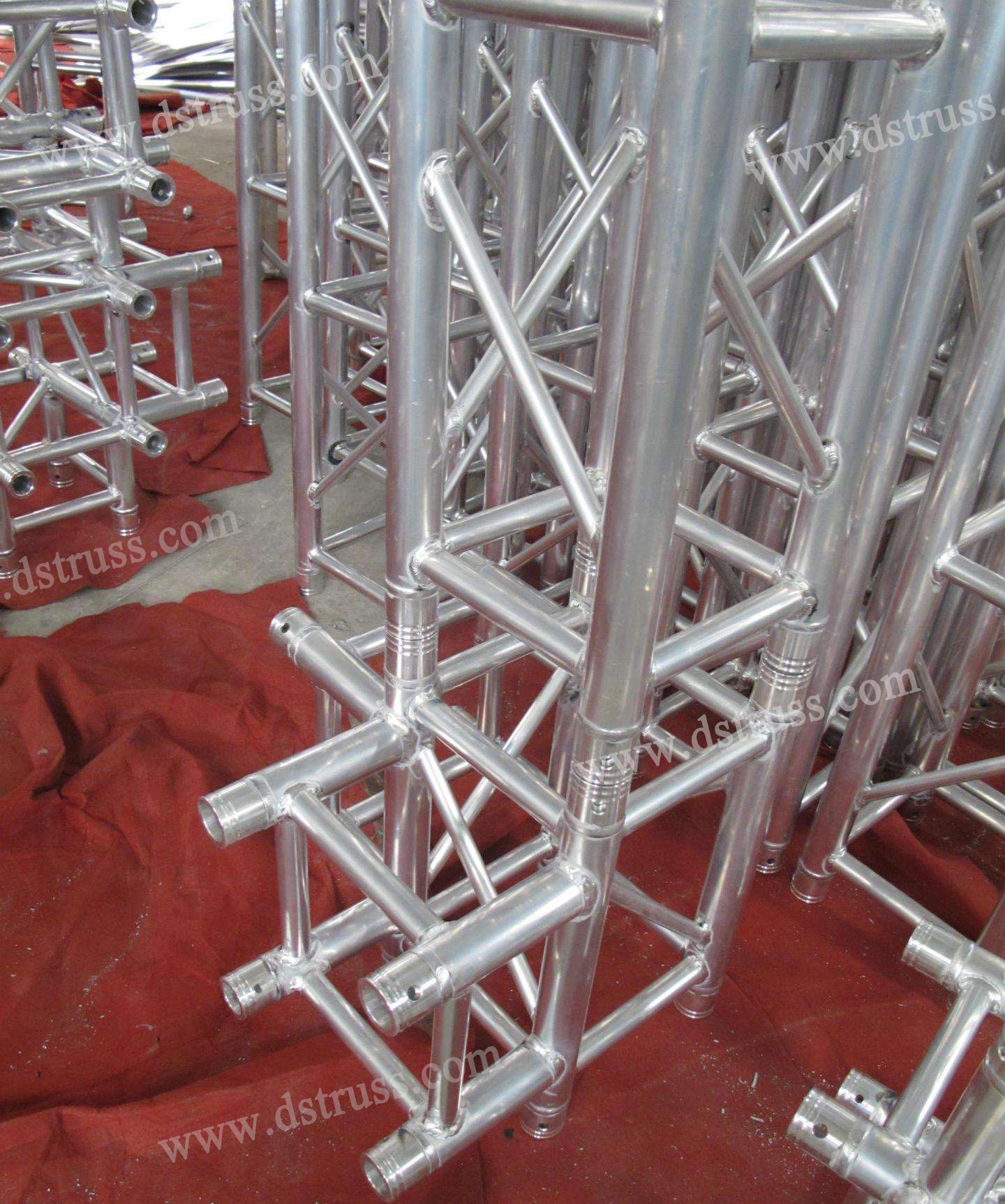 Aluminum Alloy Four corners (400mm * 400mm)