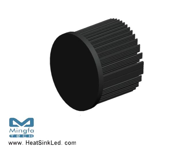 led heat sink surface area