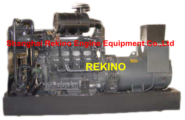 Deutz 380KW water cooled diesel generator set (50HZ)