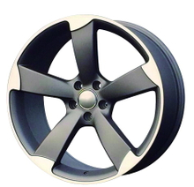 W0021 Replica Alloy Wheel / Wheel Rim for Audi A1,A3 A4 A5 A7 A8
