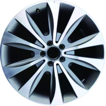 W0172 Replica Alloy Wheel / Wheel Rim for mercedes-benz GLK GL ML