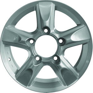 W0610 Toyota Prado alloy wheel Replica Alloy Wheel / Wheel Rim