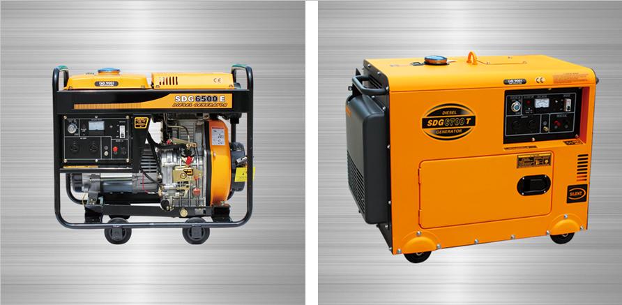 3kw-8kw power generator