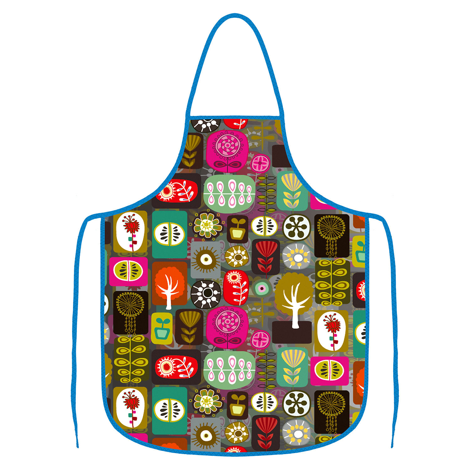 Little Plants Waterproof Kitchen Apron