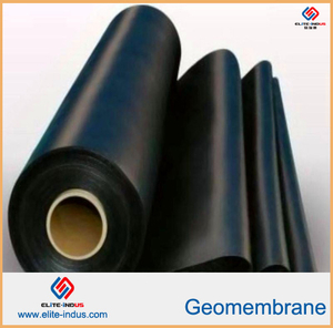 Smooth Surface HDPE Geomembrane