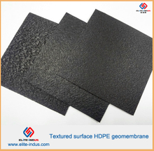 Textured Surface HDPE Geomembrane