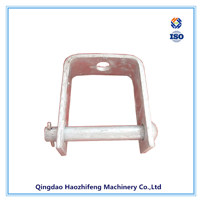 hot dip galvanized Forging Electrical Overhead Line Fittings Ball Clevis Socket Clevis Eye