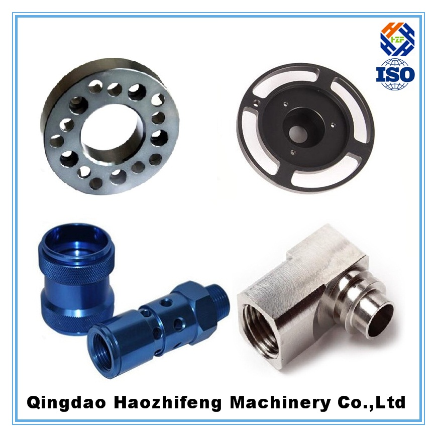 Customized aluminum auto CNC machining parts