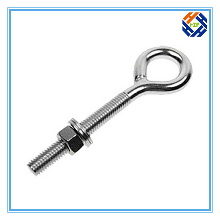 Eye Bolt Made of Stainless Steel Rigging Hardware-5