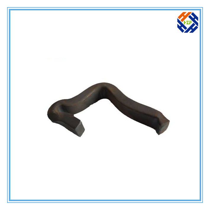 Railway Clip Made by Sand Casting Processing-2