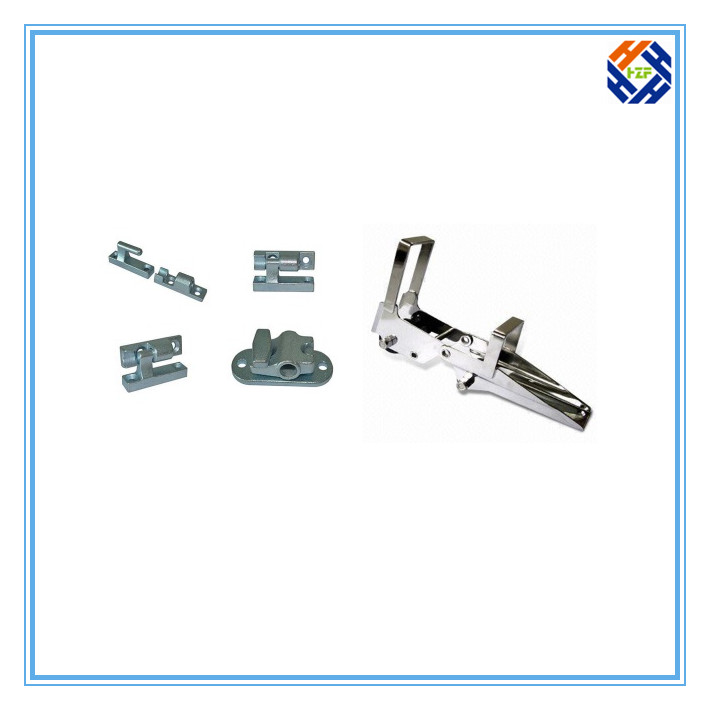 Stainless Steel Truck Hinge with Mirror Polish-1
