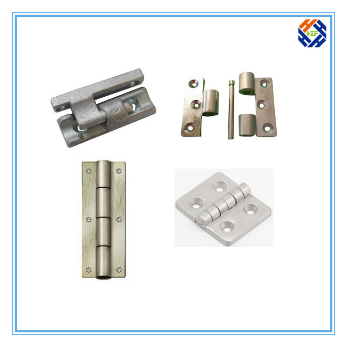 Steel Investment Casting for Door Hinges and Bolts-2