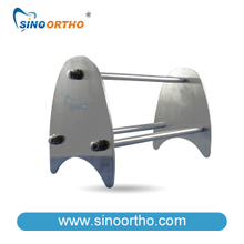Orthodontic metal plier stand