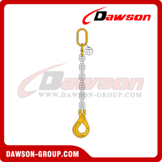 G80 / Grade 80 Chain Slings for Lifting & Lashing