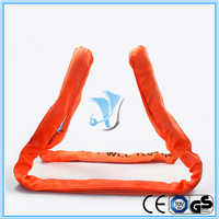 EN1492-2 12000kg Synthetic Endless Round Sling