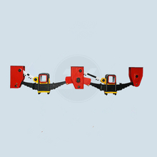 Tandem American Type Underslung Suspension With Leaf Spring(90*13*10)