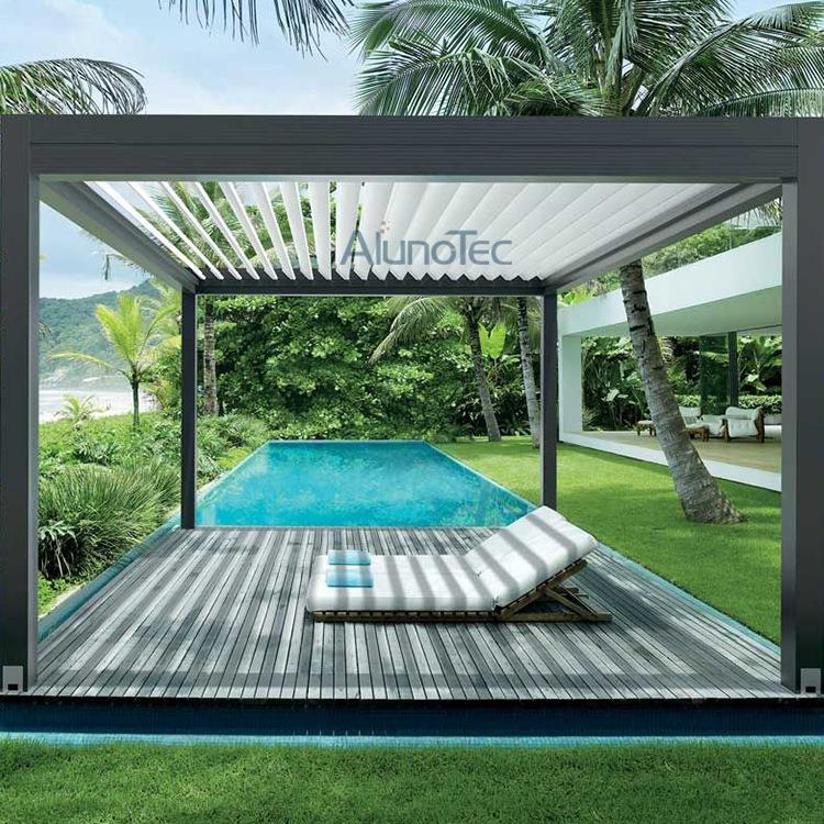 aluminum adjustable shade pergola buy shade pergola adjustable pergola adjustable pergola. Black Bedroom Furniture Sets. Home Design Ideas