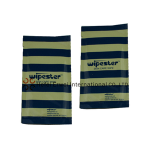 Single pack Wet Wipes/face & hand towel