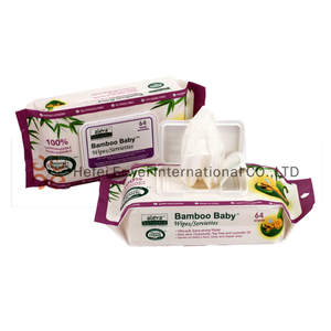 Bamboo Baby Wipes with Aloe Vera