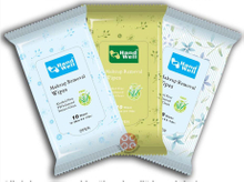 Makeup Wet Wipes