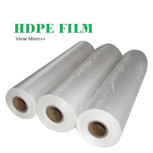 HDPE Film for plastic bags,packaging and lamination