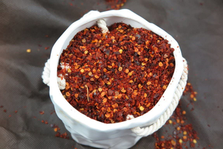 2020 Crop Red Chili Ground Hot Chili Crushed Supplier