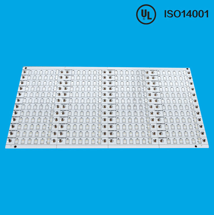 1.6MM 1OZ OSP-Aluminium PCB