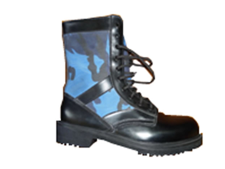 Military Camo Jungle Boot with High Quality Leather