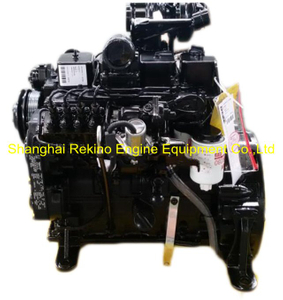 DCEC Cummins 4BTAA3.9-C110 Construction diesel engine motor 110HP
