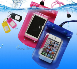 Summer Beach Swimming Gift Mobile Water Proof Bag