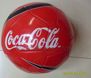 FIFA World Cup Football Game Coca Cola Promotional Gift PVC Football
