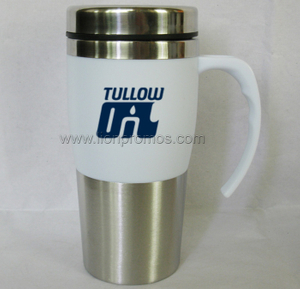 Tullow Oil Logo Promotional Gift Office Mug