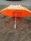 "Casino Logo 30"" Fiberglass Golf Umbrella"