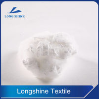 Cross Shaped Polyester Fiber 1.2D-15D