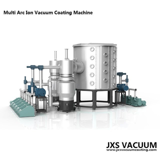 Hardware Vacuum Coating Machines for Decorative Film Coating