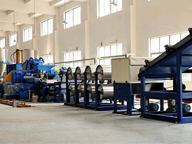 Rubber Production Lines