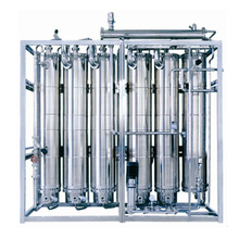 Double Tube Sheet Multi-effect Distilled Water Machine