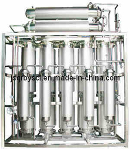 Multiple Effect Distilled Water Machine