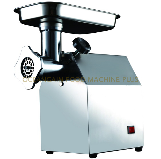 TC-42 Stainless Steel Powerful Electric Meat Mincer Industry Meat Processing Machinery