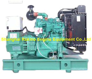 Cummins 30KW 37.5KVA 60HZ land diesel generator genset set