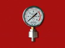 PG-048 Diaphragm Chemical Seal Pressure Gauge
