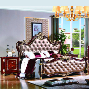 W813A Bedroom Bed Sets for Home Furniture