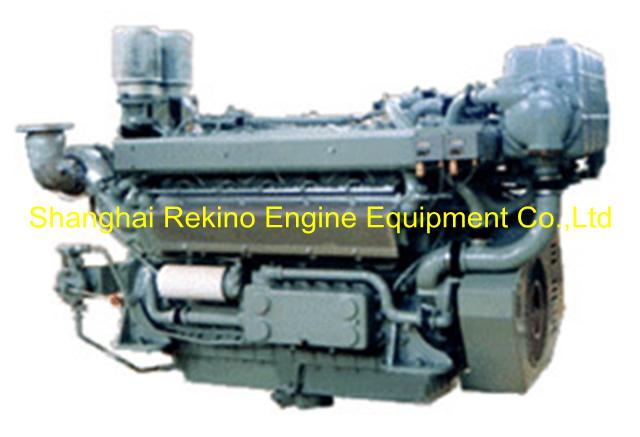 Deutz MWM TBD234V12 294KW-484KW marine diesel engine motor - Buy