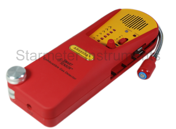 Gas Leak Detector for Combustible Gases AR8800A