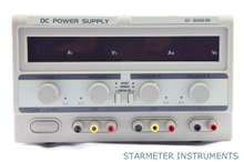 DC POWER SUPPLY 3002-3D