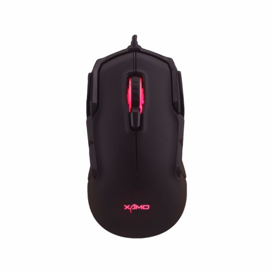 6D Computer Gaming Mouse, 800/1200/1600/3200 Dpi, Private Model