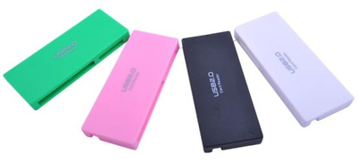 New USB 2.0 Card Reaader/Writer Style No. Cr-039