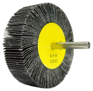Abrasive Flap Wheel with shaft