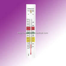 Each kind aluminum paper card thermometer